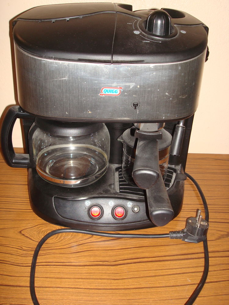 CAFETIERE - COMBI EXPRESSO/CAPUCCINO 15 Hayange (57)