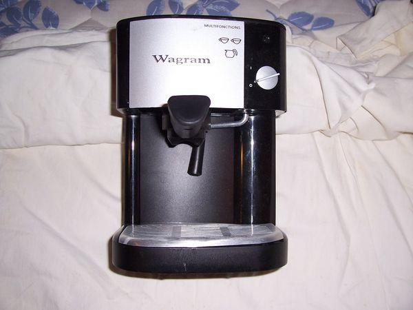 CAFETIERE EXPRESSO ELECTRIQUE WAGRAM 8 Soullans (85)