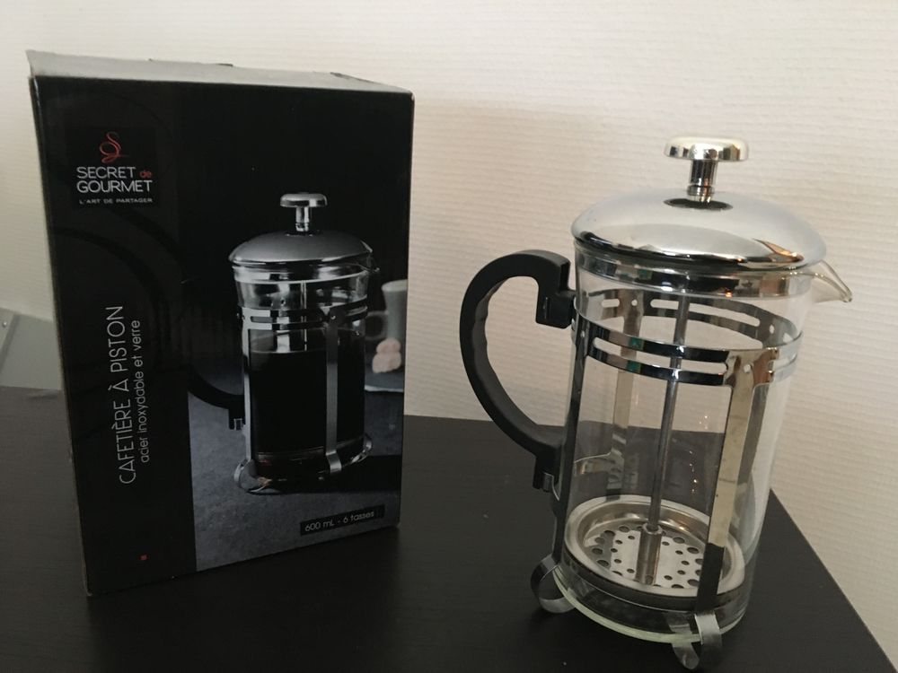 Cafetière à piston 600 ml 0 Valence (26)