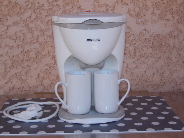 Cafetiere 2 Tasses 20 Alénya (66)