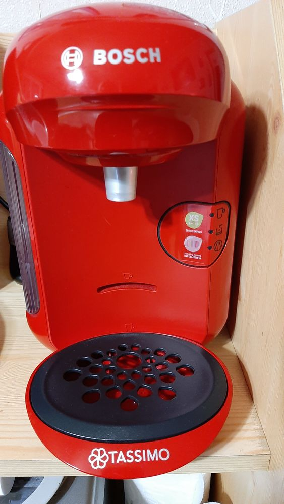 Cafetière TASSIMO BOSCH 25 Stains (93)