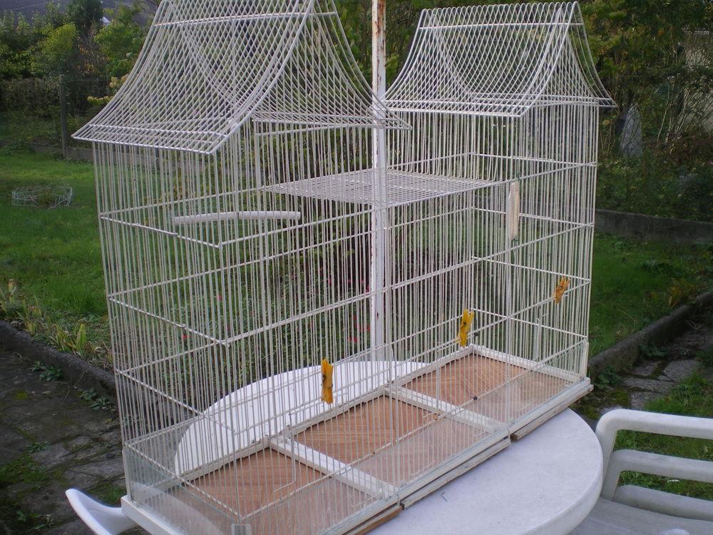 Cage-Volière ancienne.