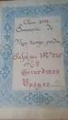Cahier de croquis 1902. 0 Cadaujac (33)