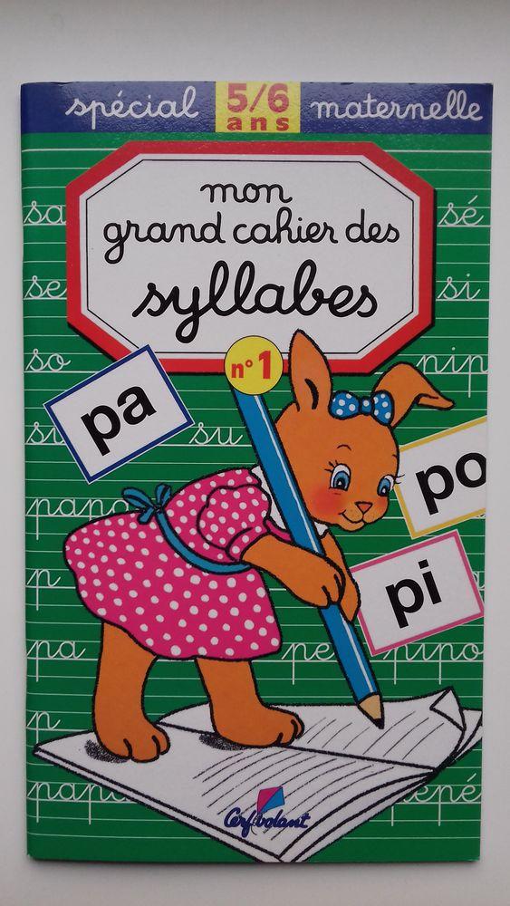 Cahier d'écriture pour les 5-6 ans  1 Rueil-Malmaison (92)