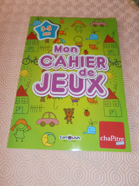 Mon cahier de jeux pour enfants de 3-5 ans (76) 2 Tours (37)