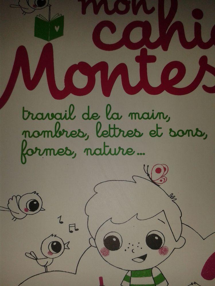 Mon Cahier MONTESSORI 3/6 ans 5 Noailles (60)