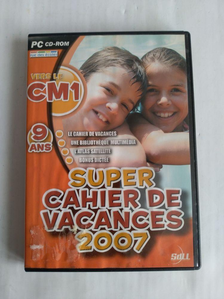 CD rom cahier de vacances CM1 5 Calais (62)
