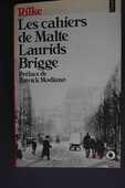 Les cahiers de Malte Laurids Brigge- Rilke, 3 Rennes (35)