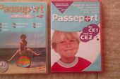 DVD cahiers de vacances passeport 8 Gap (05)