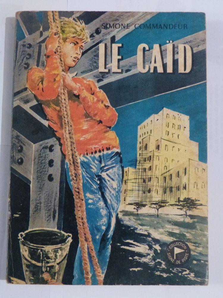 LE CAID  collection  SIGGNE DE PISTE 11 Brest (29)
