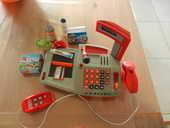 Caisse enregistreuse électronique Smoby 7 Revonnas (01)