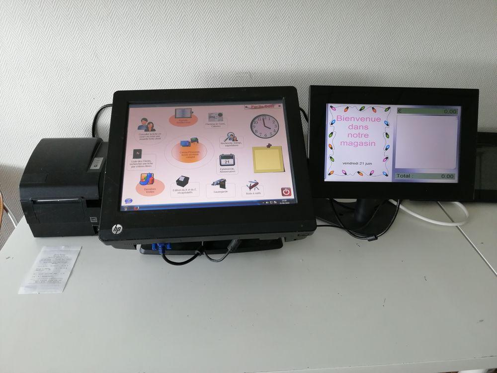 Caisse Enregistreuse Tactile Complète avec Logiciel 450 Fontenay-sous-Bois (94)