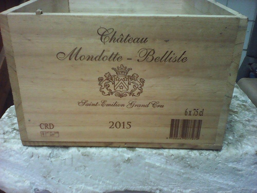 Caissede vin, anciennes; en bois  15 Saint-Médard-en-Jalles (33)