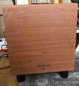 Caisson de basse / Subwoofer Wharfedale - Power Cube 10A 0 Lyon 6 (69)