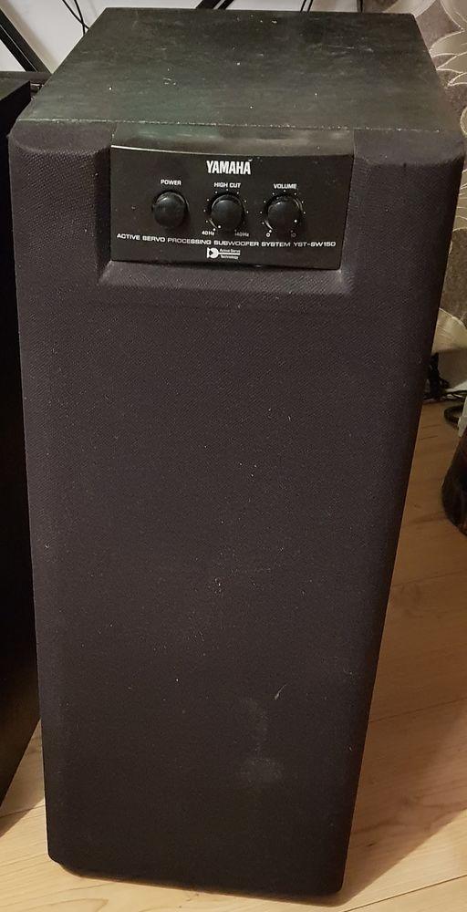 Caisson de basse Subwoofer Yamaha SW YST 150 80 Montpellier (34)