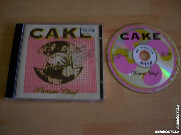 CD CAKE Pressure Chief 7 Nantes (44)