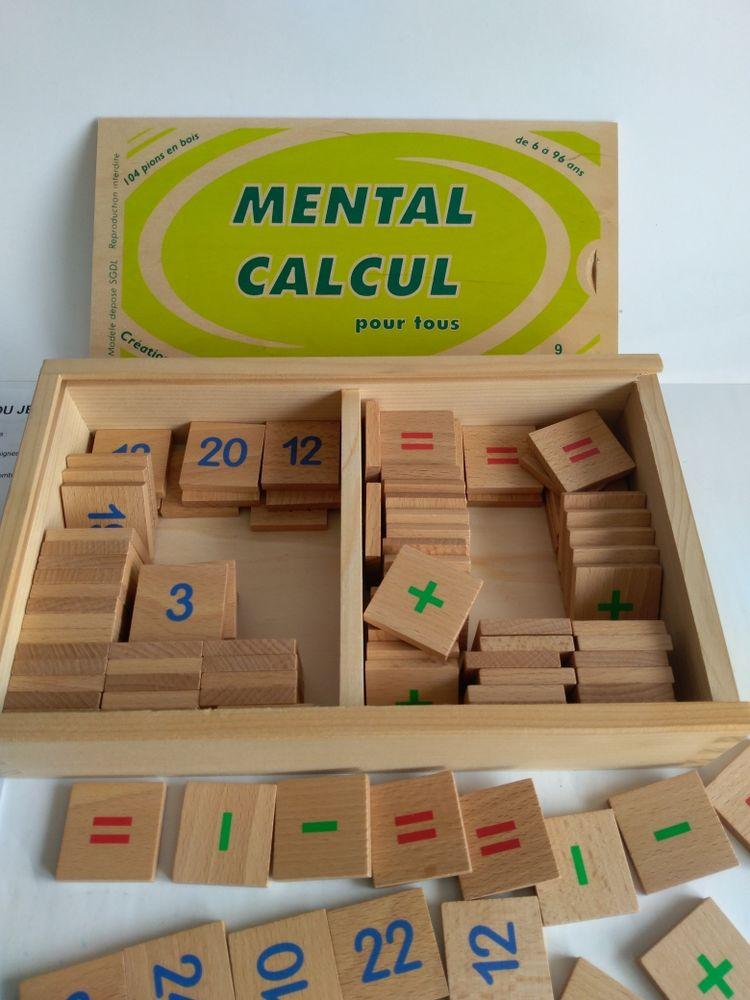 Calcul Mental 40 Calais (62)
