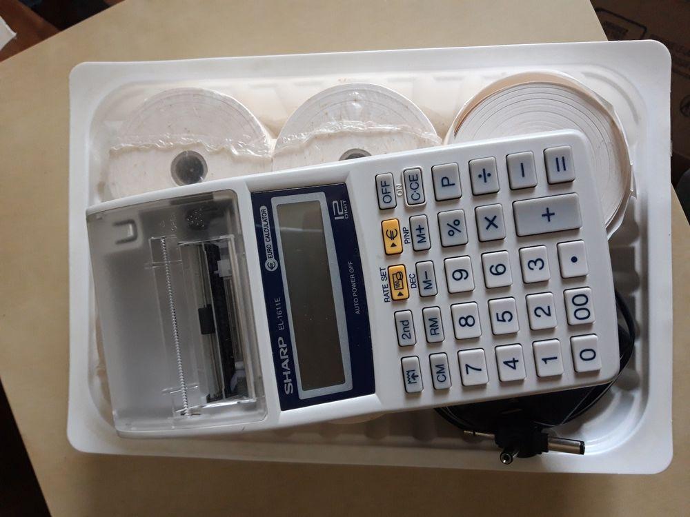 calculatrice de bureau Electroménager