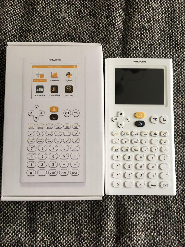 calculatrice numworks 60 Rezé (44)