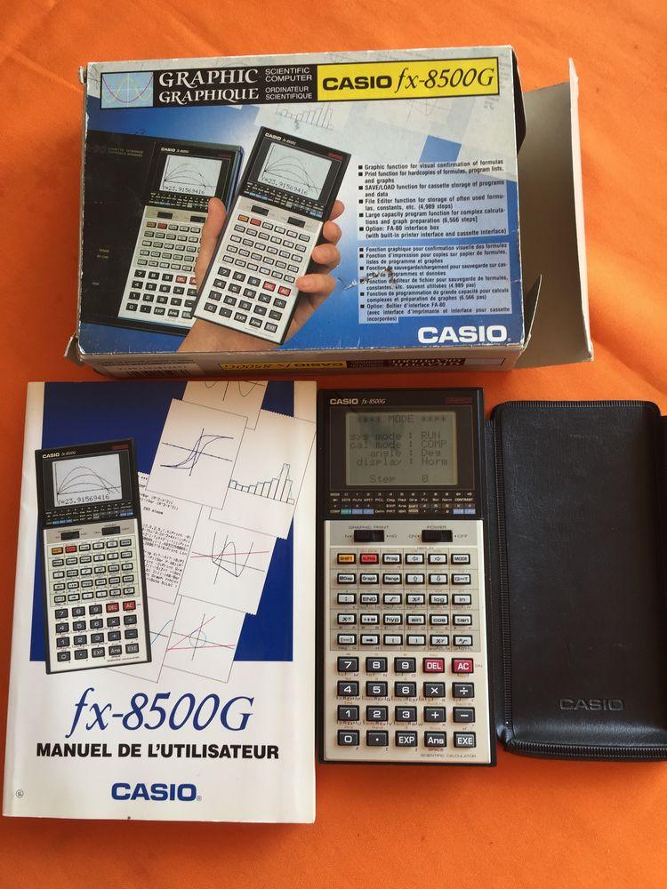 Calculatrice scientifique Casio Fx-8500G 25 Mulhouse (68)