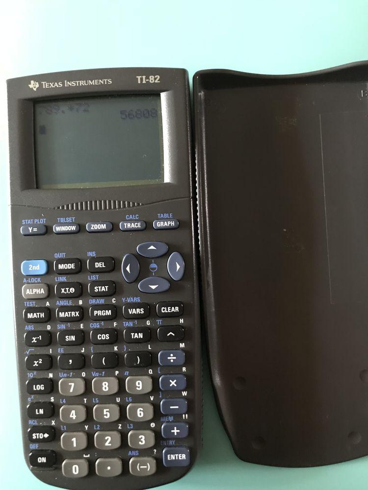 Calculatrice Texas Instruments TI-82 50 Strasbourg (67)