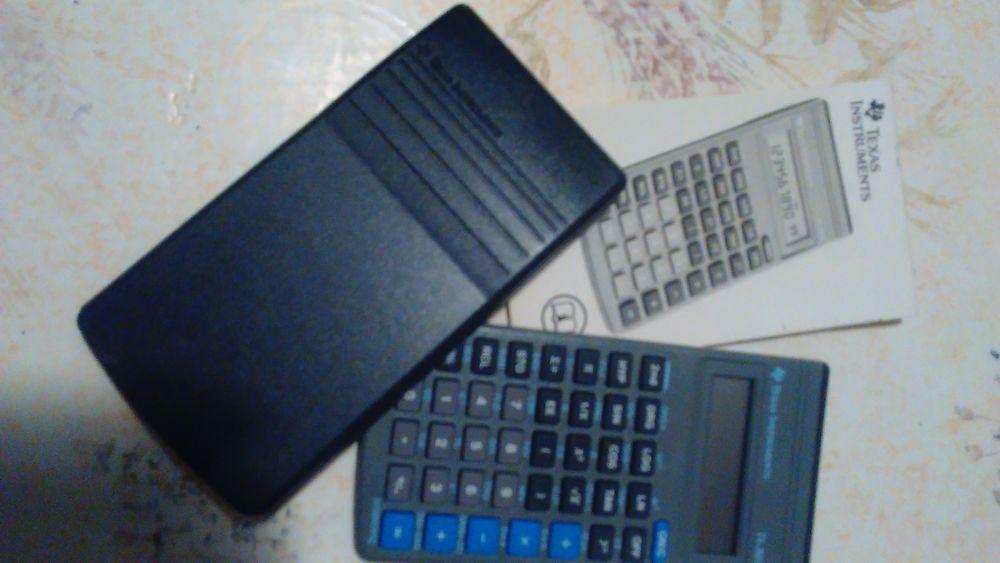 Calculatrice Texas Instruments TI-30 X  9 Cestas (33)