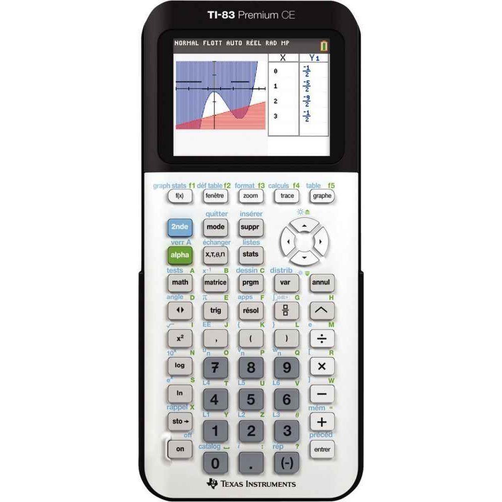 Calculatrice TI83 45 Fontaine (38)