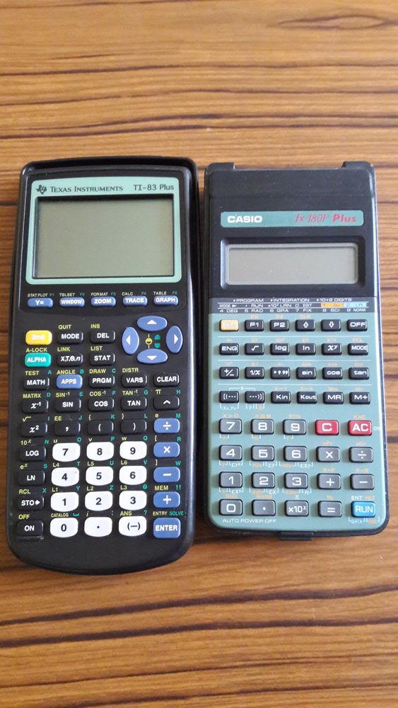 Calculatrice 30 Cergy (95)