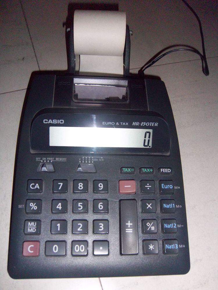Calculatrice 20 Bossay-sur-Claise (37)