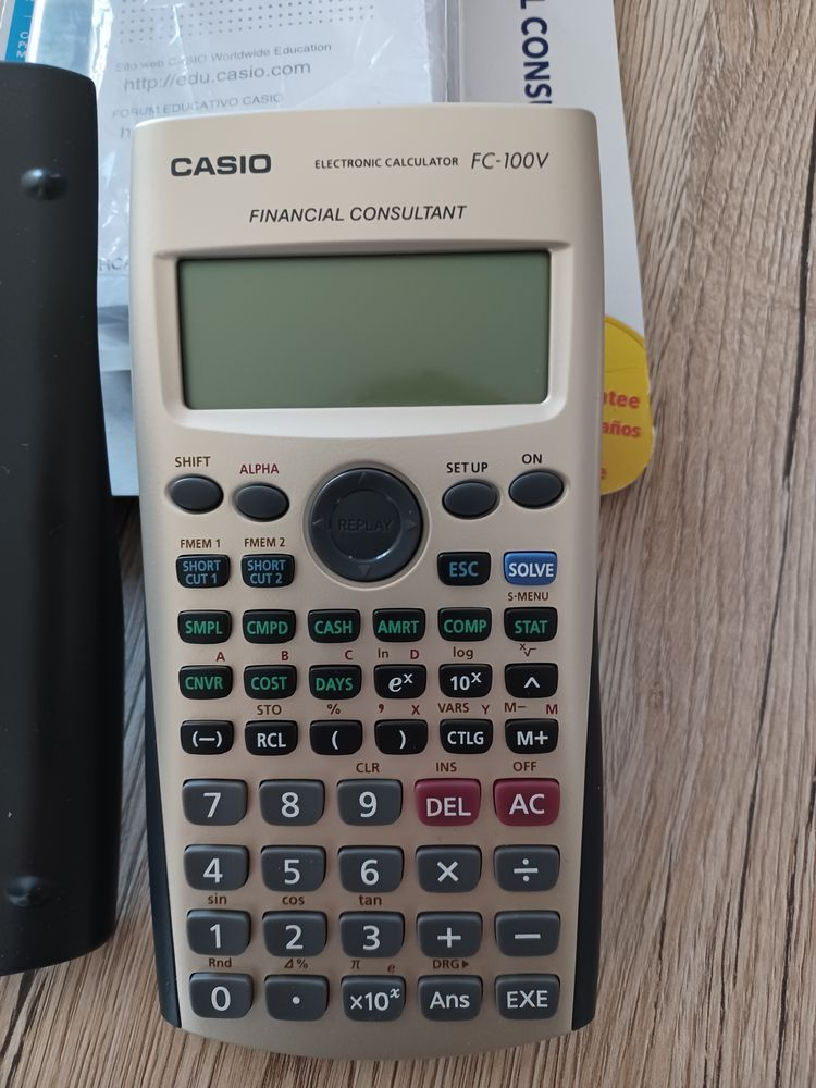 Calculatrice  0 Villeneuve-sur-Auvers (91)