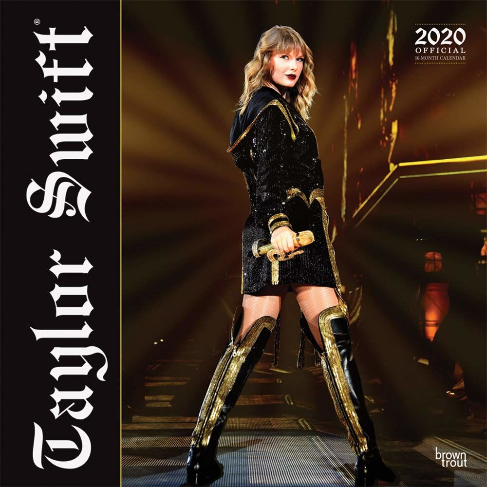 calendrier 2020 Taylor Swift 8 Ervy-le-Châtel (10)