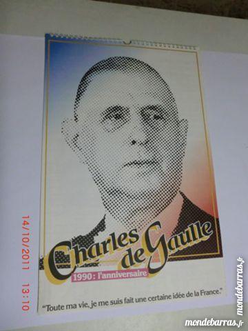 calendrier general de Gaulle p5 5 Grézieu-la-Varenne (69)
