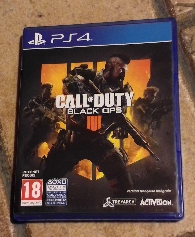 PS4 - CALL of DUTY BLACK OPS IIII 10 Rennes (35)
