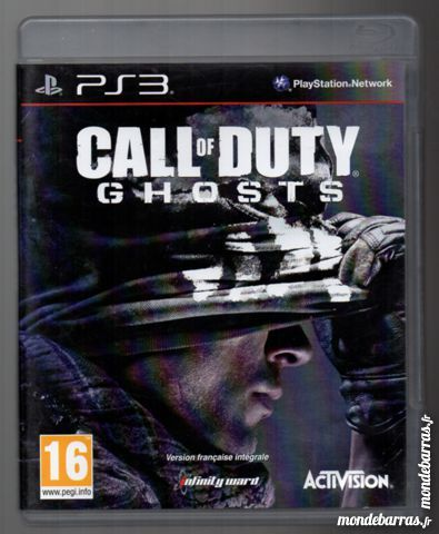 PS3 Call of duty ghosts 12 Martigues (13)