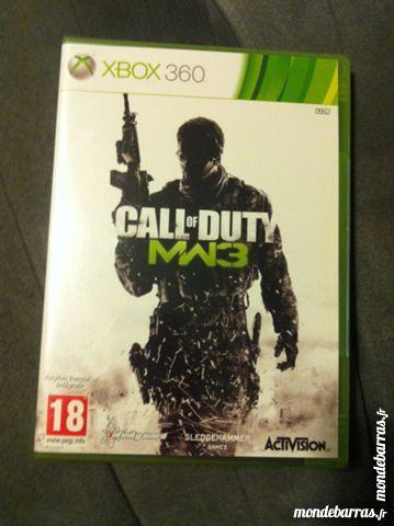 Call Of Duty Modern Warfare 3 XBOX 360 Neuf 12 Tignieu-Jameyzieu (38)