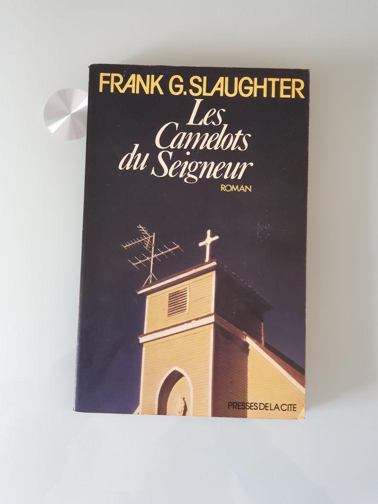 Les Camelots du seigneur Frank Slaughter - 1981 Livres et BD
