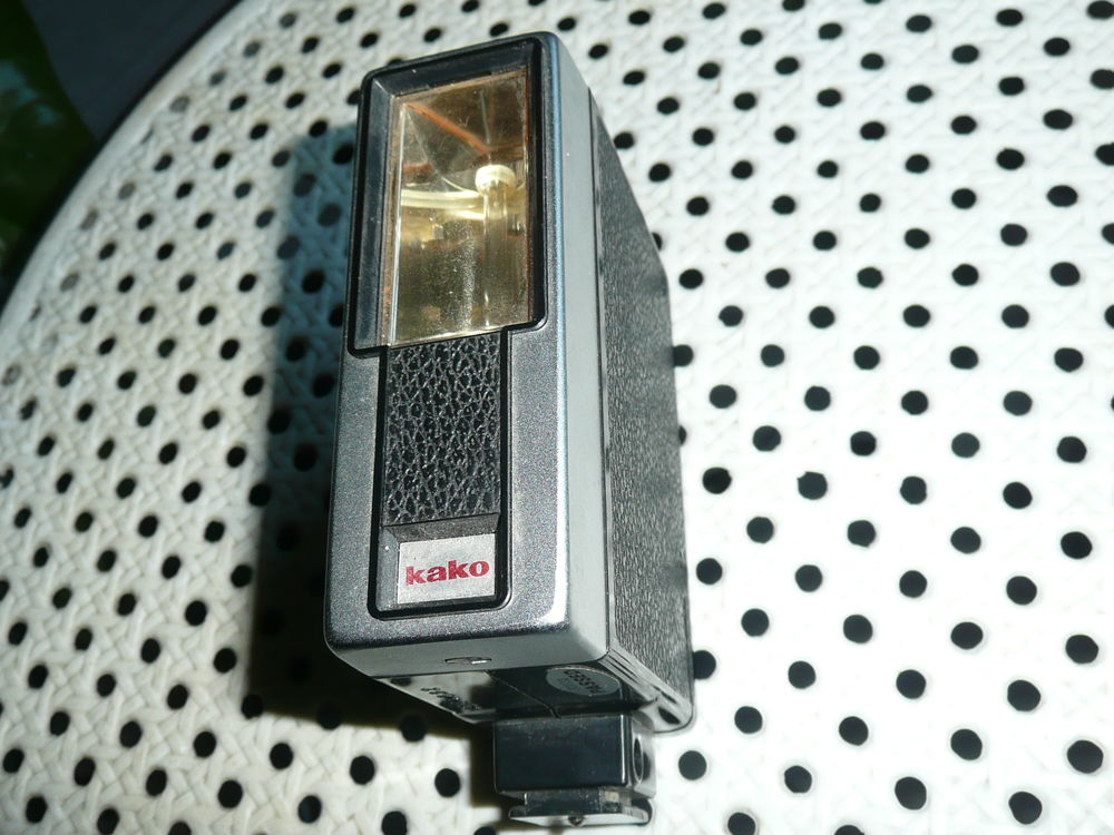 Caméra flash Kako 224 12 Bordeaux (33)