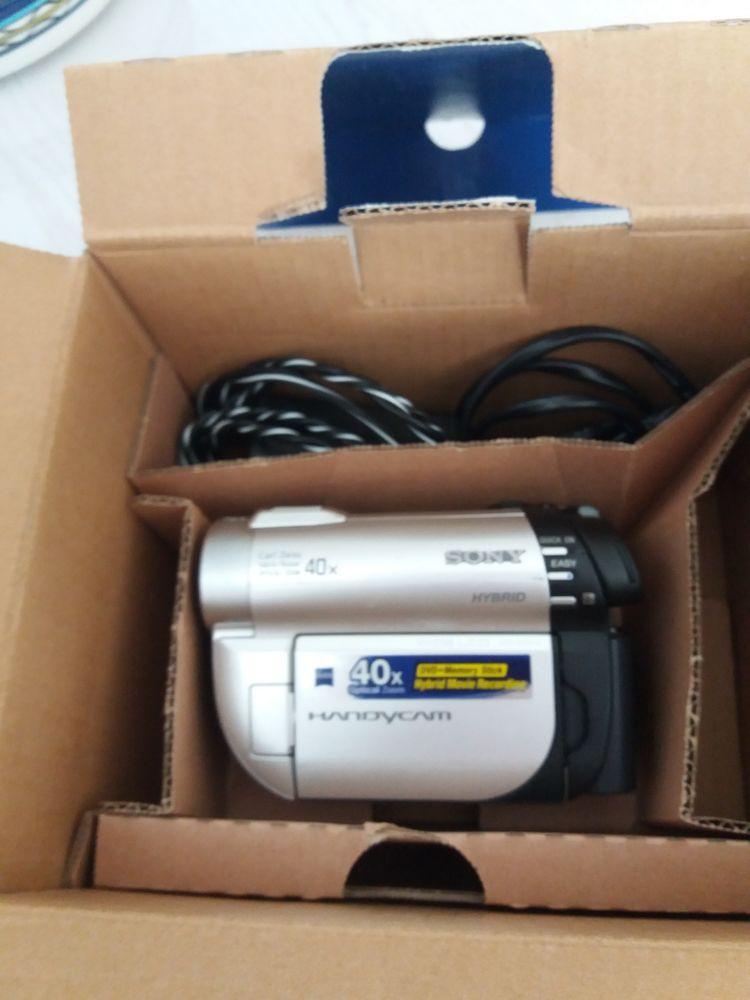 Camera Handycam SONY 0 Hazebrouck (59)