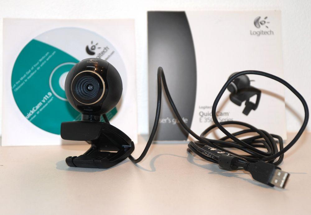 Caméra Logitech QuickCam E 3500 15 Haute-Avesnes (62)