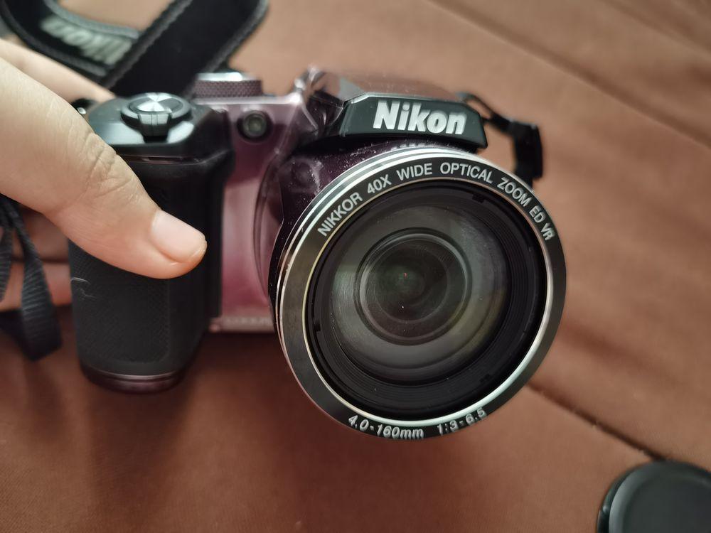 Caméra Nikon Coolpix 160 Nice (06)