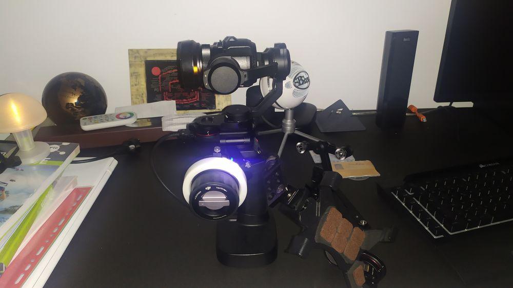 Caméra Dji Osmo pro + accesoires 1400 Villard-Bonnot (38)
