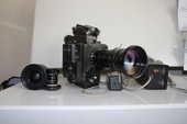 camera 16 m/m Paillard Bolex EL16 0 Sannois (95)
