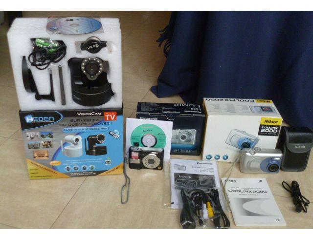 caméra, projecteur, lecteurs DVD..., décodeur 20 Martigues (13)