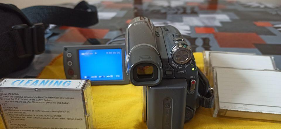 Caméra Sony Handycam DCR-HC24E  150 Broué (28)