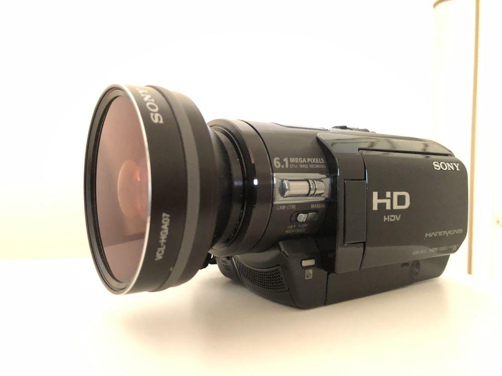 Caméra Sony HDR-HC9E 1080p 380 La Chaussée-Saint-Victor (41)