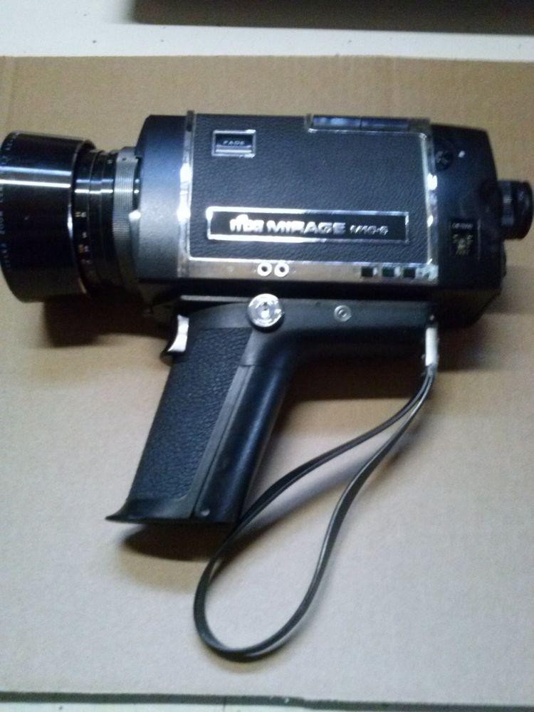 Caméra super8 ifba mirage m10s 30 Saint-Loubès (33)