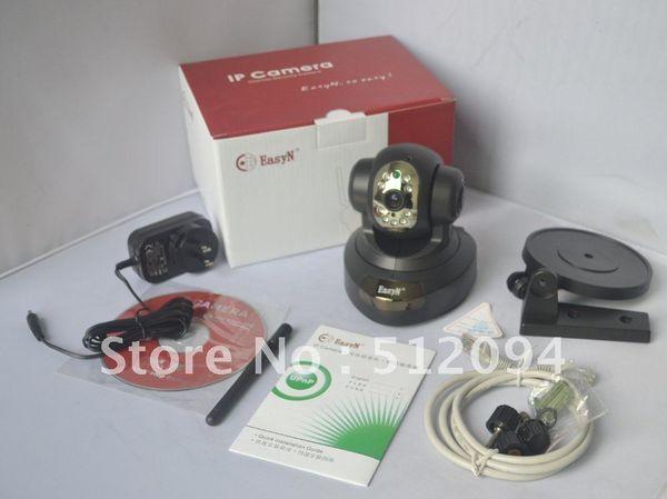 Caméra de surveillance IP Camera EasyN, so easy ! Photos/Video/TV