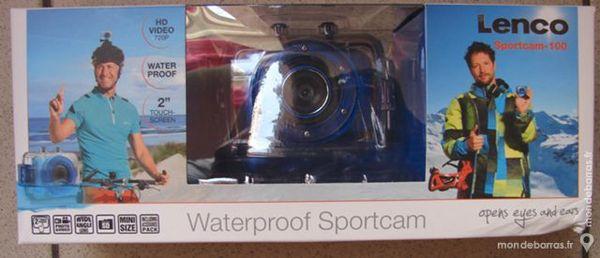 caméra HD VIDÉO  LENCO sportcam 100 40 Escaudain (59)