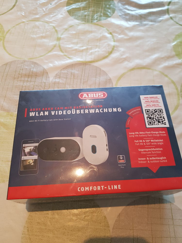 Caméra WiFi Abus  0 Orchies (59)