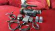 Jvc Pro Camescope G-hd Hm 100 avec accessoires - France - Jvc Pro Camescope G-hd Hm 100 avec accessoires... - France